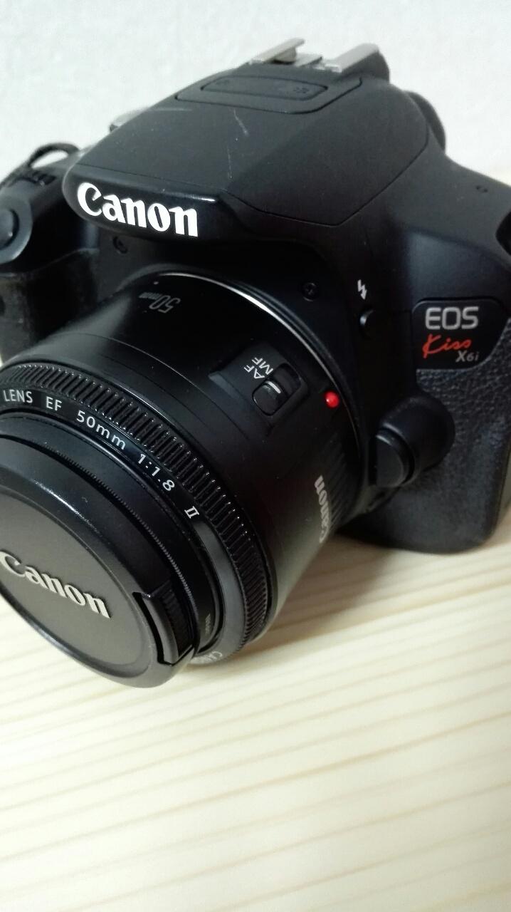 EF50mm F1.8 IIこと撒き餌レンズは動画は微妙だが写真の美しさには絶句