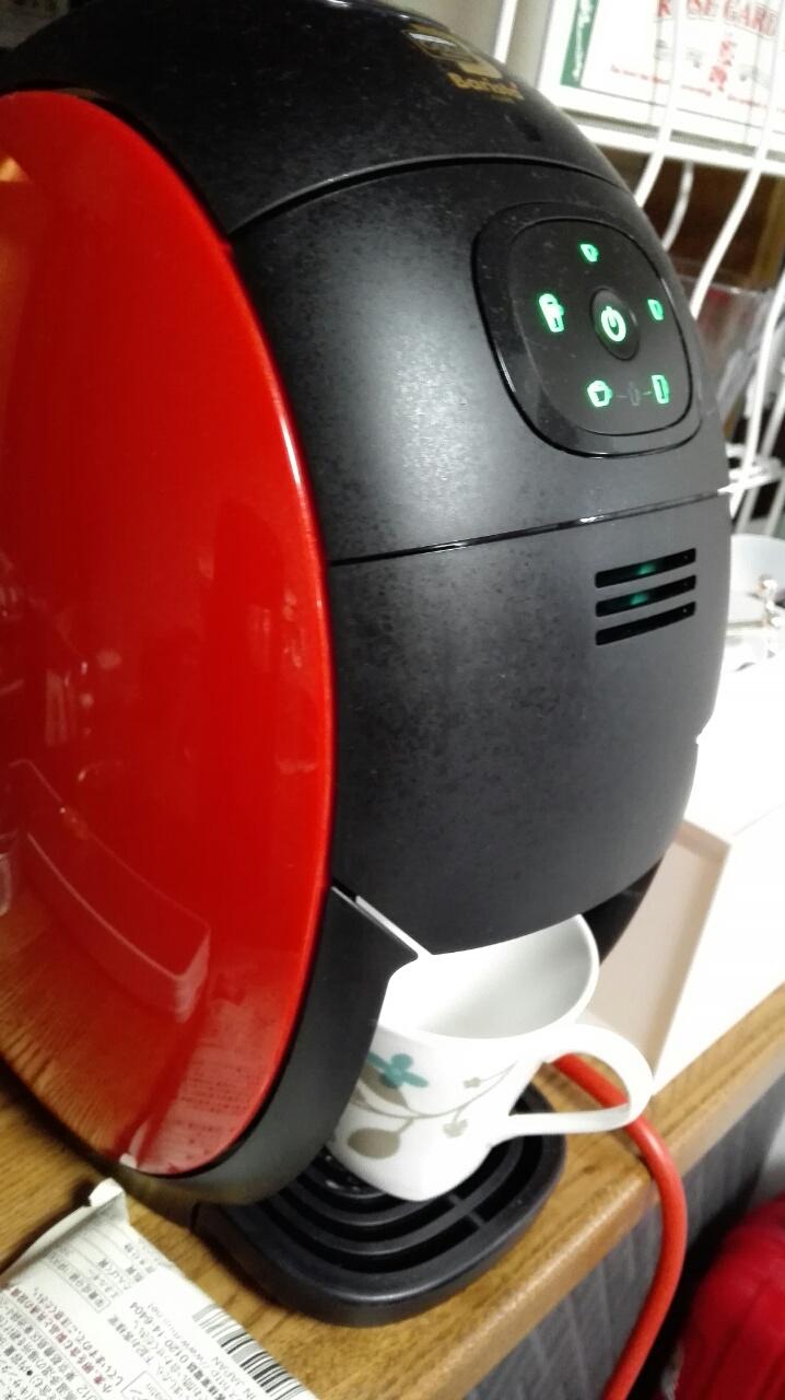 ネスカフェバリスタの最大のメリットは濃さ・温度がベストなコーヒーがいつも飲める安定性にある