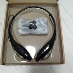 [画像レビュー] Q800 Bluetoothヘッドセットは意外に使いやすくイヤホンの新境地を感じた