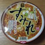 [カップ麺] すみれ 札幌濃厚味噌ラーメン たまに食べたくなる優しくも濃厚なスープがおいしい