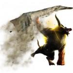 [MHX] ラージャンの腕やテオのオーラにはボウガンの弾は効かない