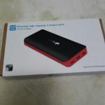 [画像レビュー] EC Technology 22400mAh モバイルバッテリーが使いこなせないほど大容量