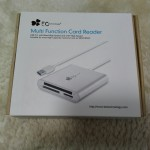 [画像レビュー] マルチカードリーダー USB3.0対応が快適すぎる